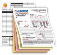Business and Carbonless Forms
