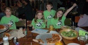 Annual Stink Week Benefit Night at Flatbread in Bedford on Tuesday, February 28th from 5-9