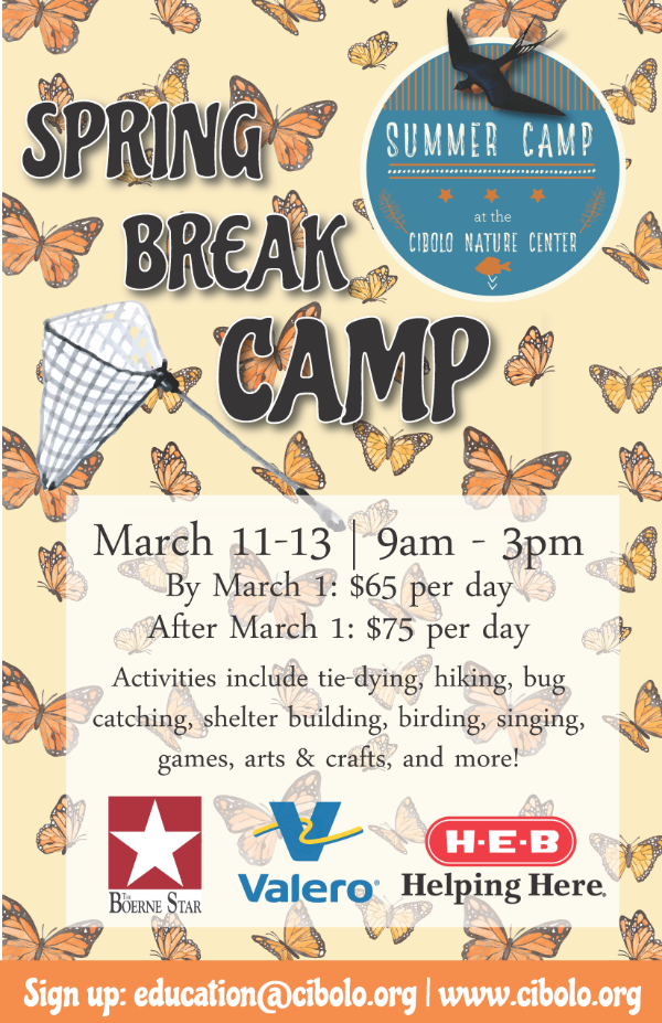 CNC: Spring Break Camp 2019