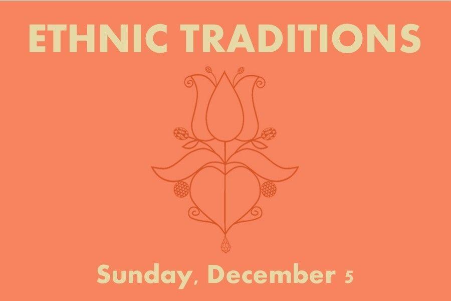 Ethnic traditions, Sunday December 5