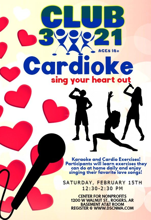 Club 3-21 Cardioke - Karaoke and Cardio
