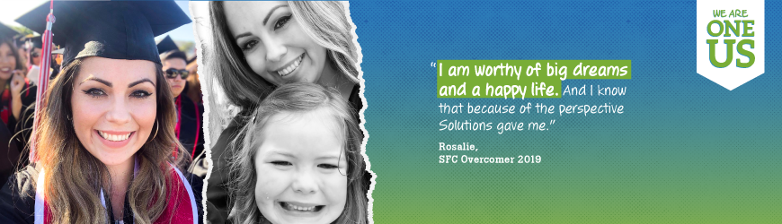 Living My Someday: How Rosalie Broke The Churn by Finding Her Independence