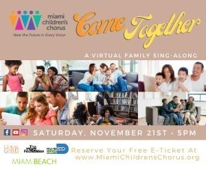 Come Together: A Virtual Family Sing-Along