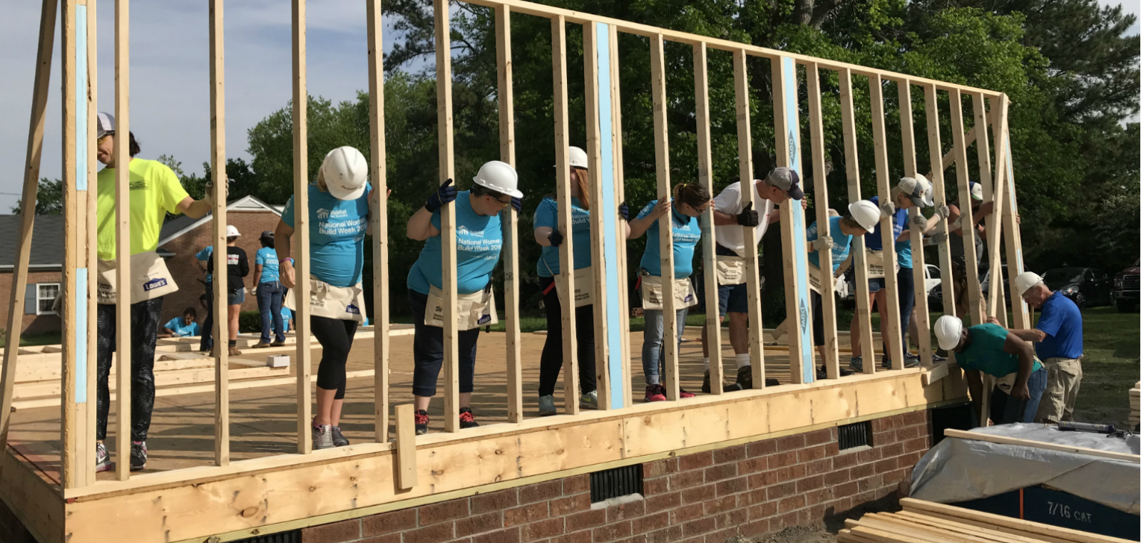 Goldsboro Builders Supply - Women Build 2019