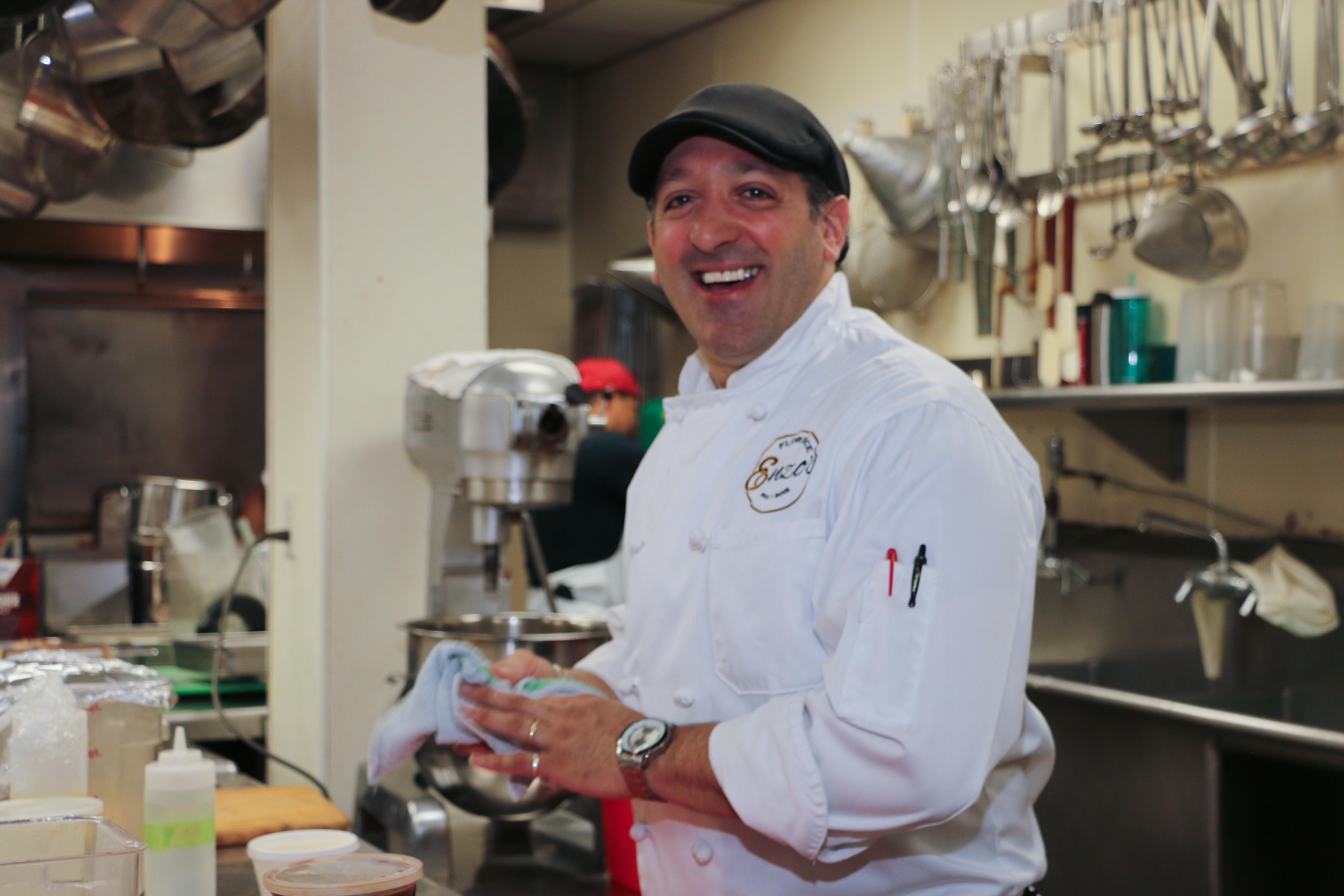 TOE Chef Prep