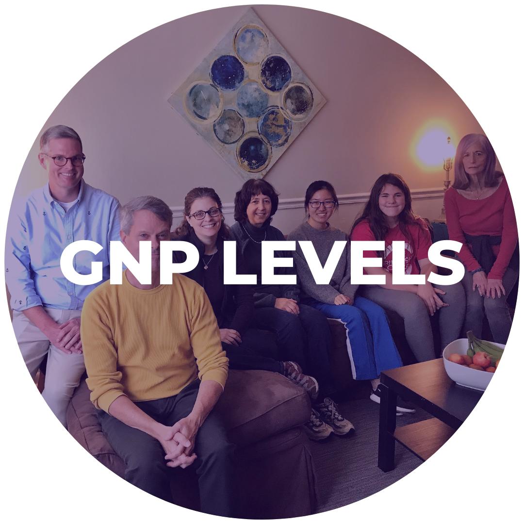 GNP Levels