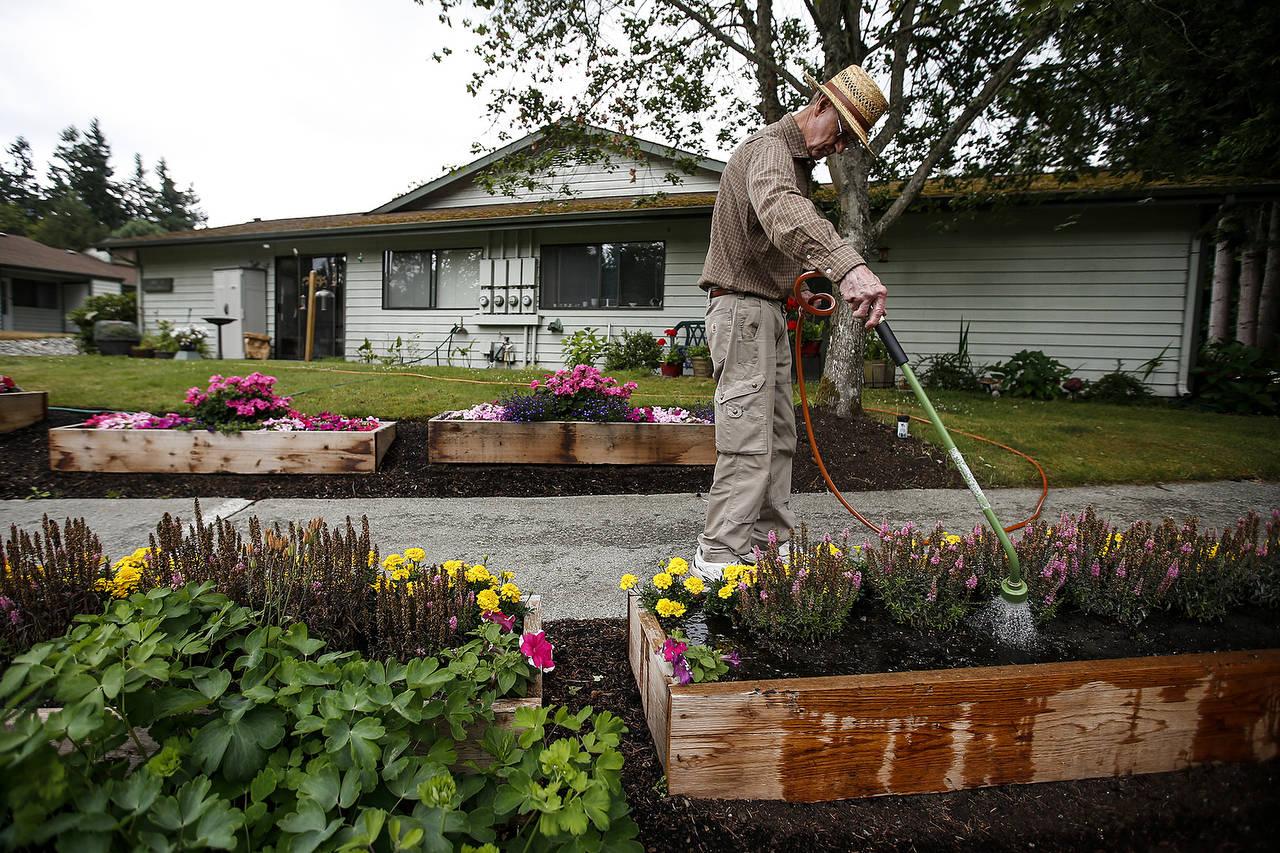 resident gardens