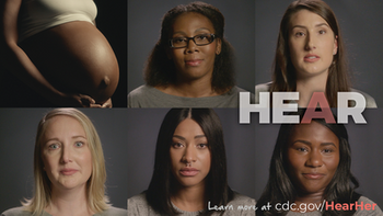 Hear Her: Learn the Maternal Warning Signs