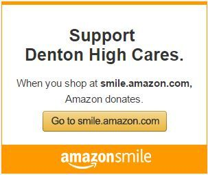 Support Denton High Cares by shopping at Amazon Smile!