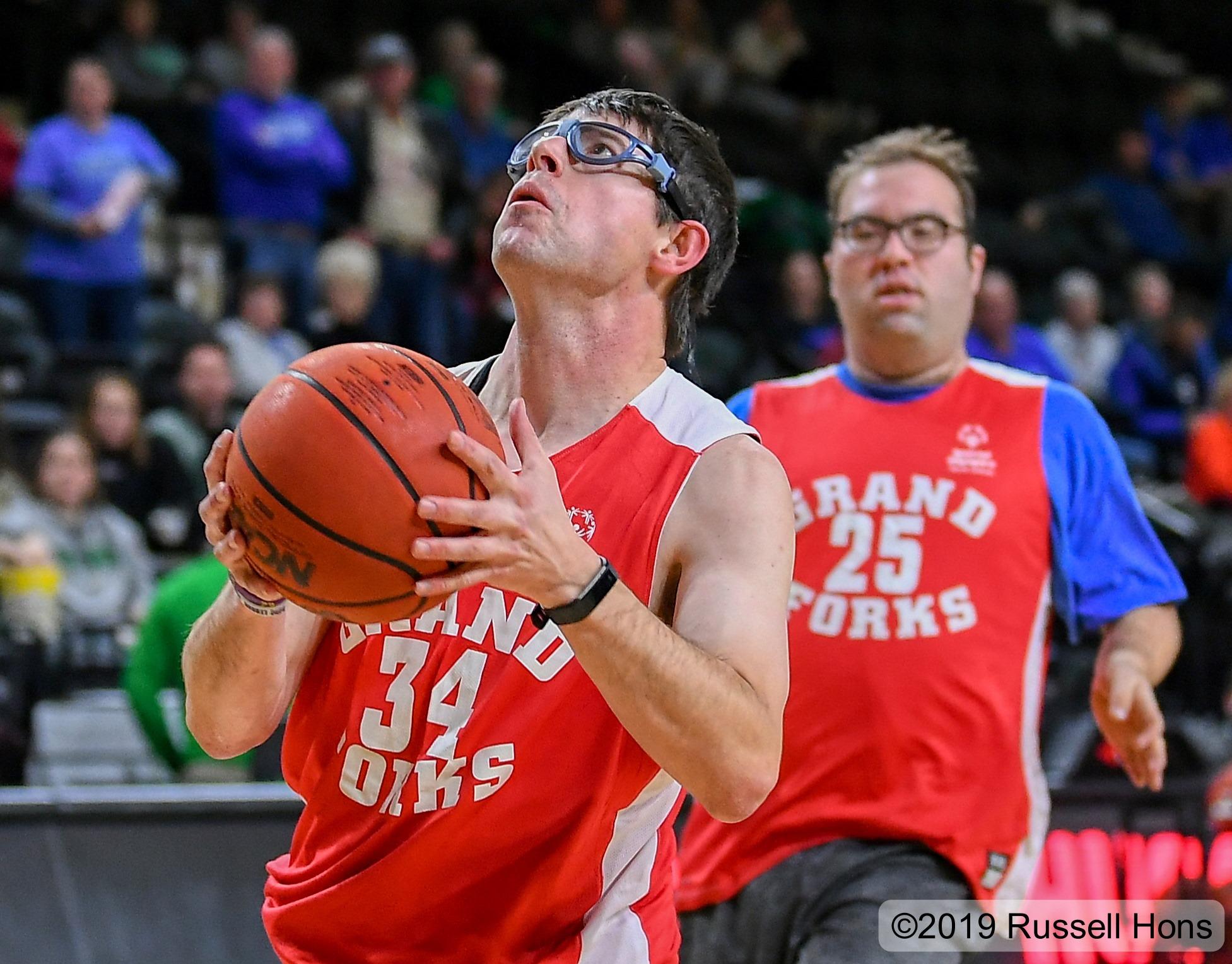 UND Basketball Exhibition