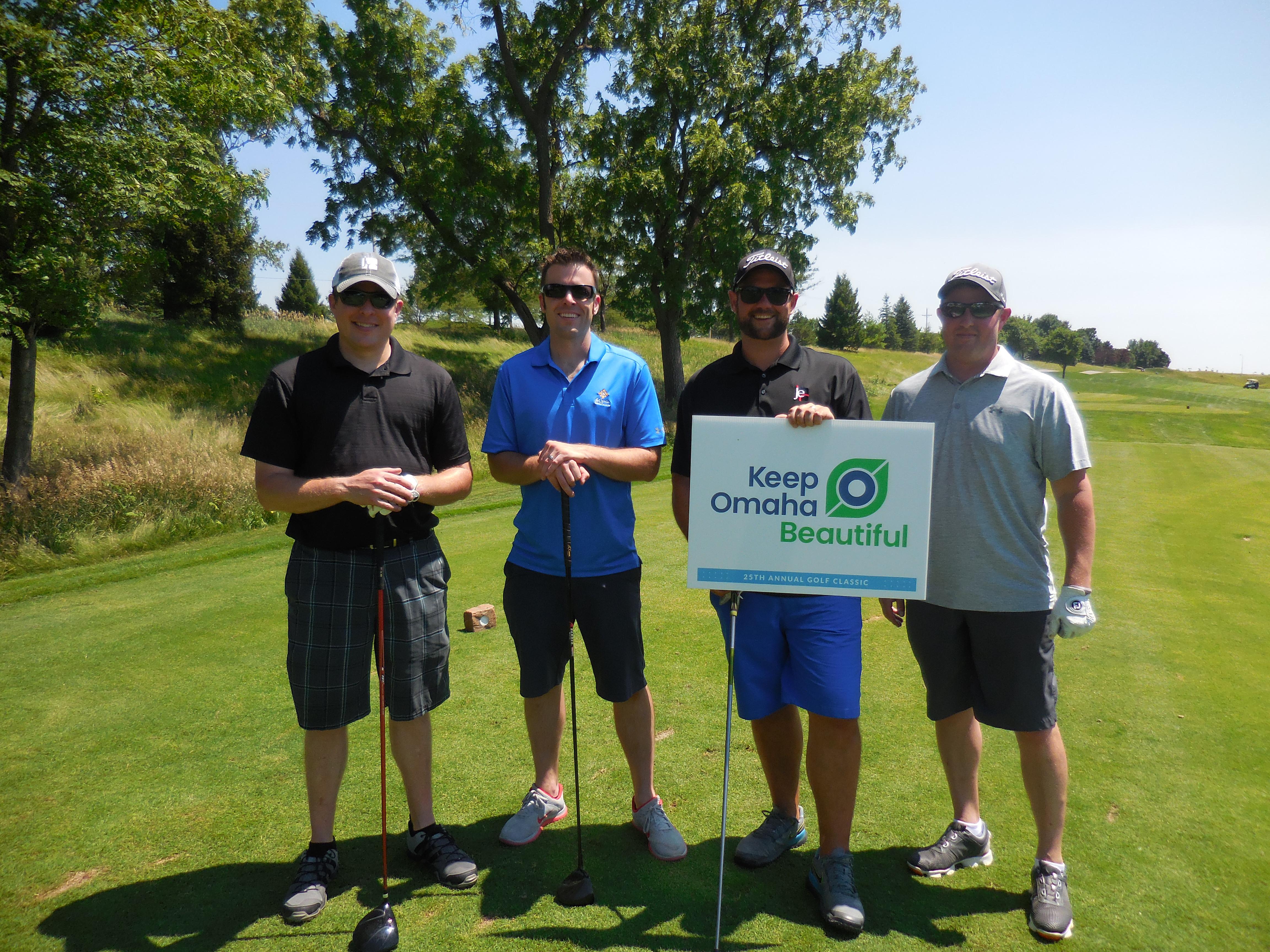 Golf Fundraiser - 2018