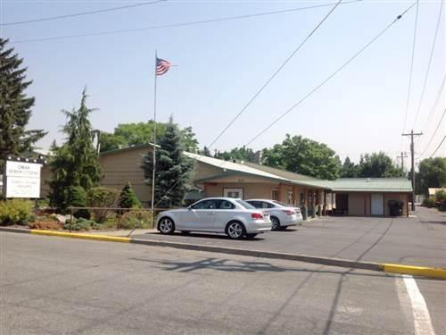 Omak Senior Center