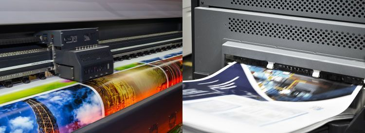 Expert Printing with Offset and Digital Equipment