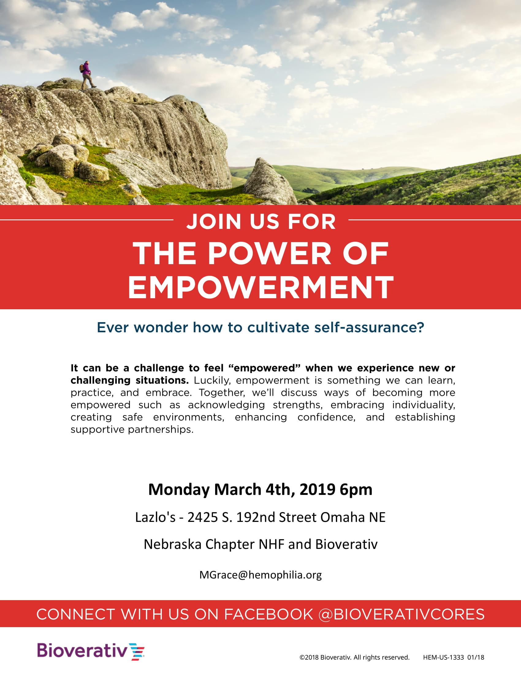 Power of Empowerment