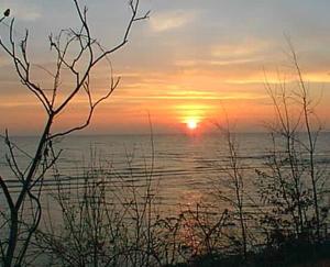 YWCA Camp Cavell Sunset