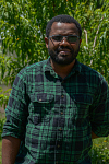 Vladimir Mitton, Juniper Gardens Training Farm Program Manager