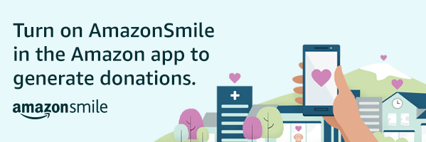 Amazon Smile Charity List