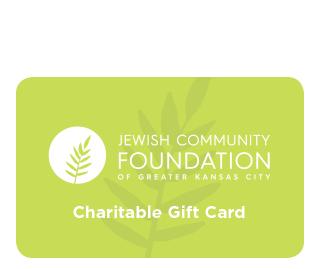 Redeem a Charitable Gift Card