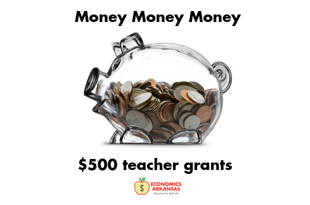 Free money for creative classroom projects
