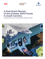 A Post-Event Review of the October 2015 Floods in South Carolina: A Deep Dive into the Columbia and Charleston Areas
