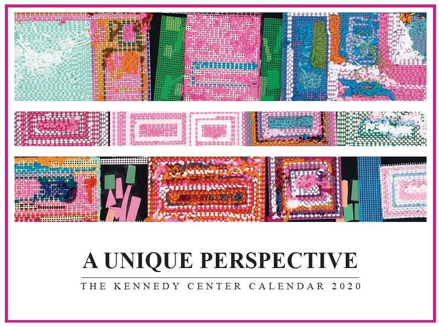 2020 Calendar: A New Year of Art, Community