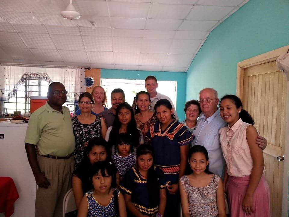 Tara visits the Panama Home