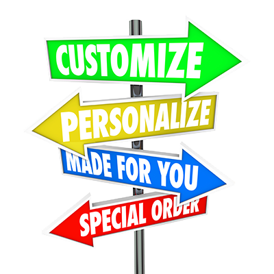 The Empowerment of Personalization