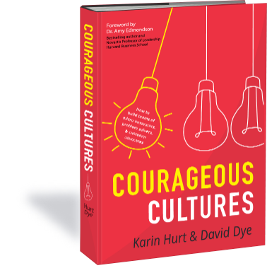 Courageous Cultures Executive Masterclass: How to Build Teams of Micro-Innovators, Problem Solvers, and Customer Advocates