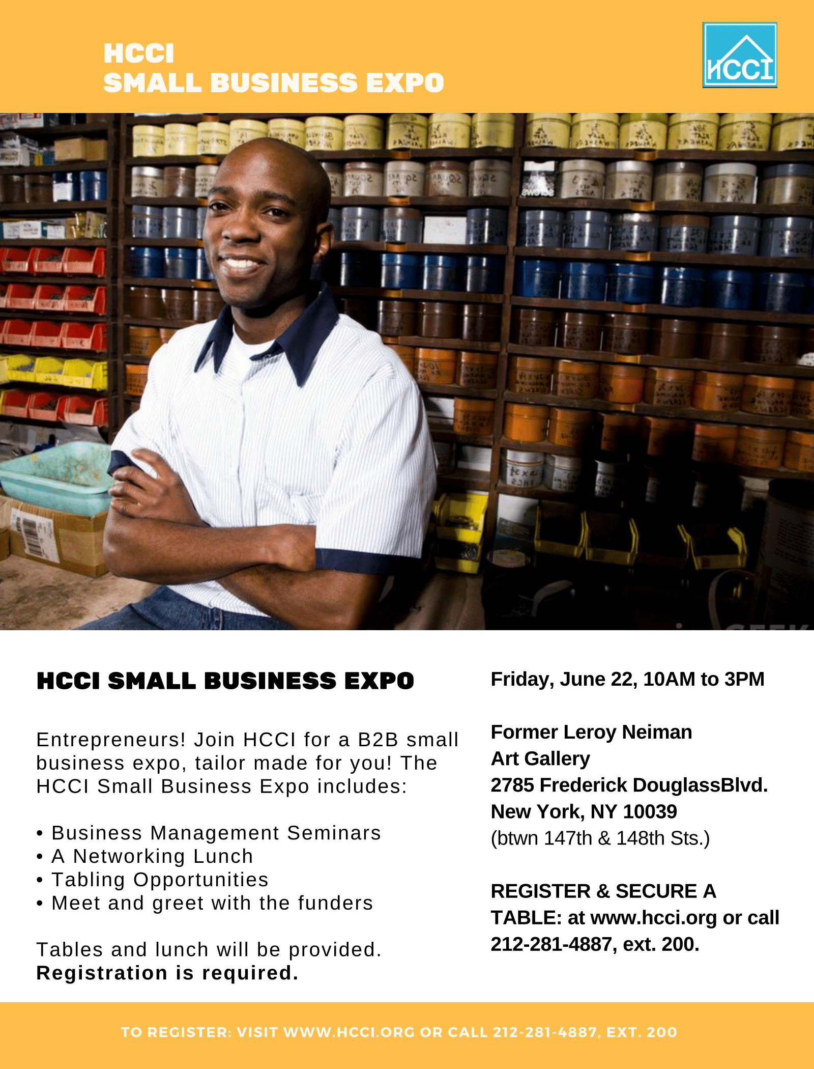 HCCI Small Business Expo