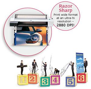 Wide Format Printing