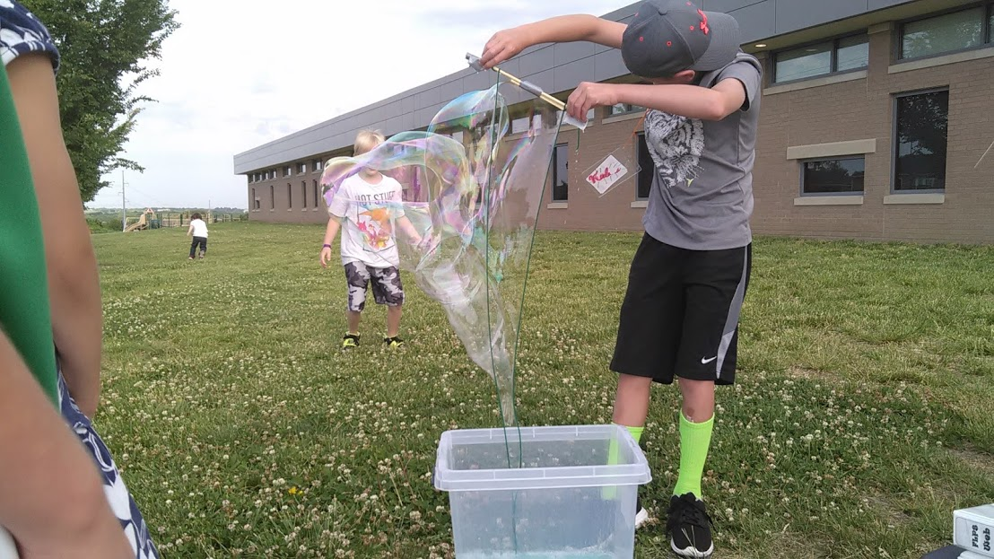 Bubble Lever