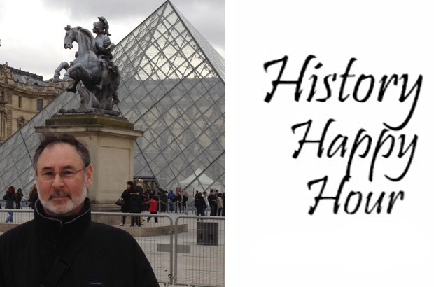 History Happy Hour Featuring Historian Howard Droker on August 29th