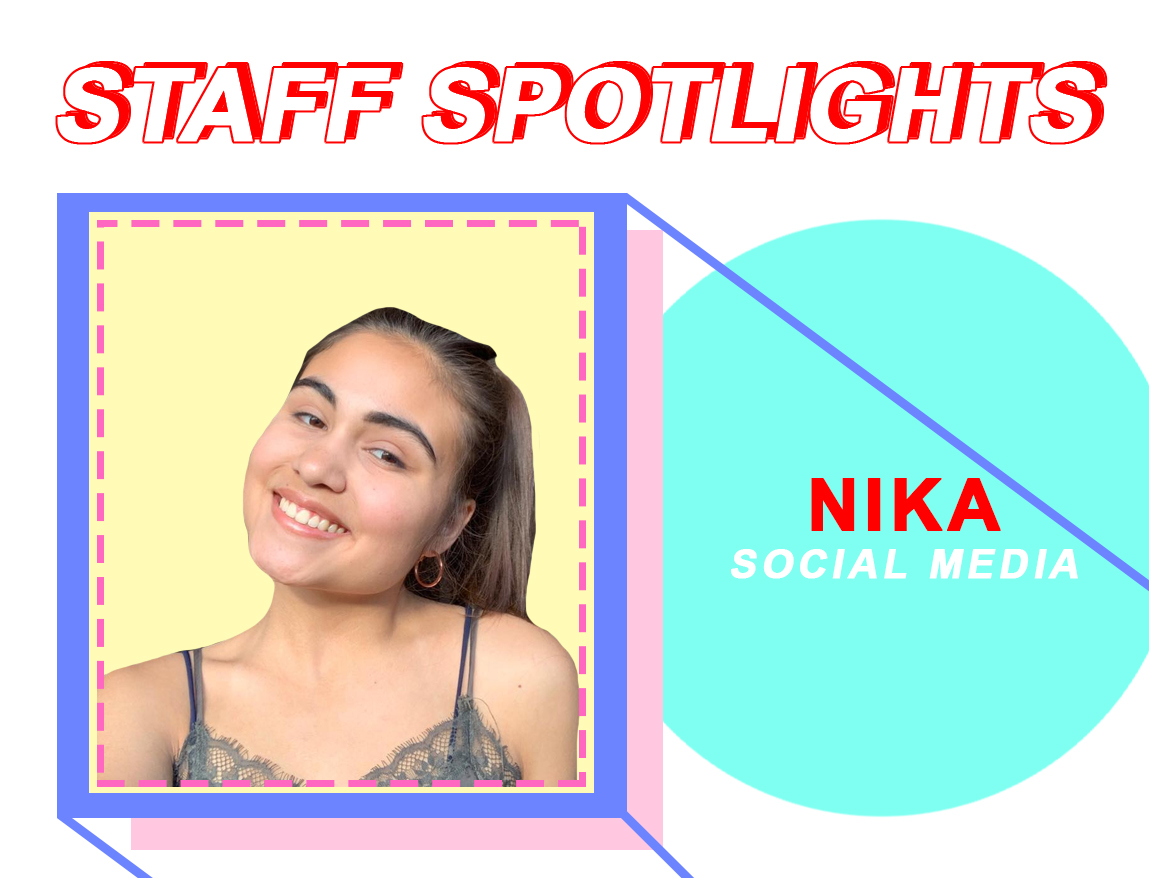Staff Spotlights: Nika Schoonover