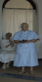 Sr. Athanasia's 85th Birthday