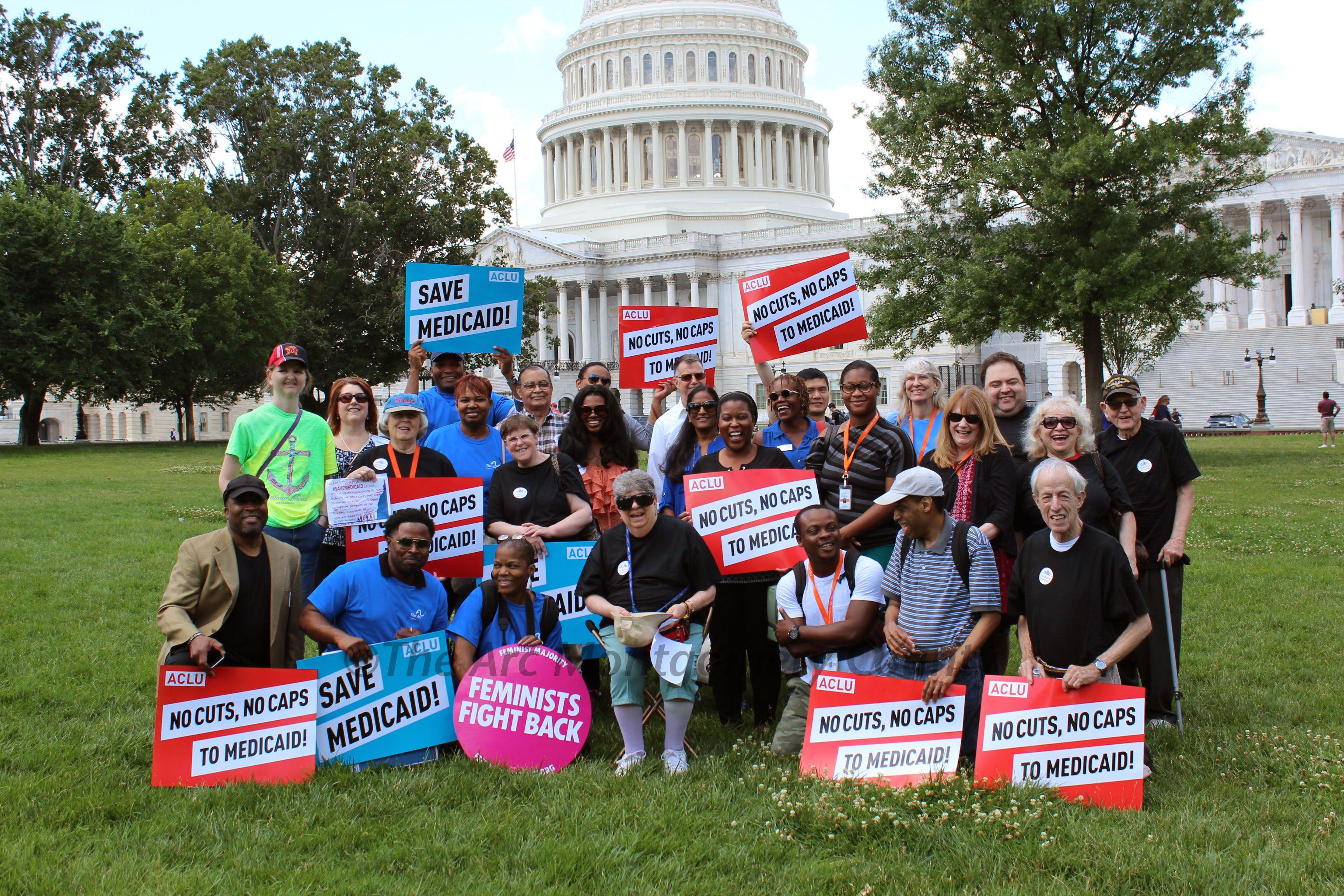2017 #SaveMedicaid Rally
