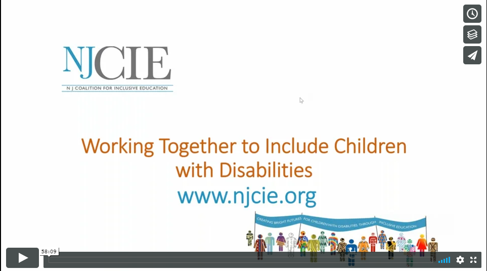 Inclusion works! With Fred Buglione from NJCIE