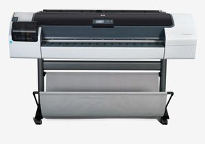 "HP Designjet T1200 (44"" wide)"