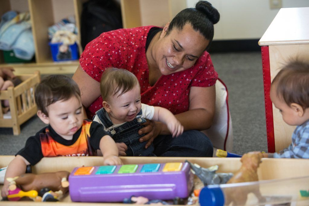 Cincinnati-Hamilton County CAA Head Start Receives Grant for Infants and Toddlers