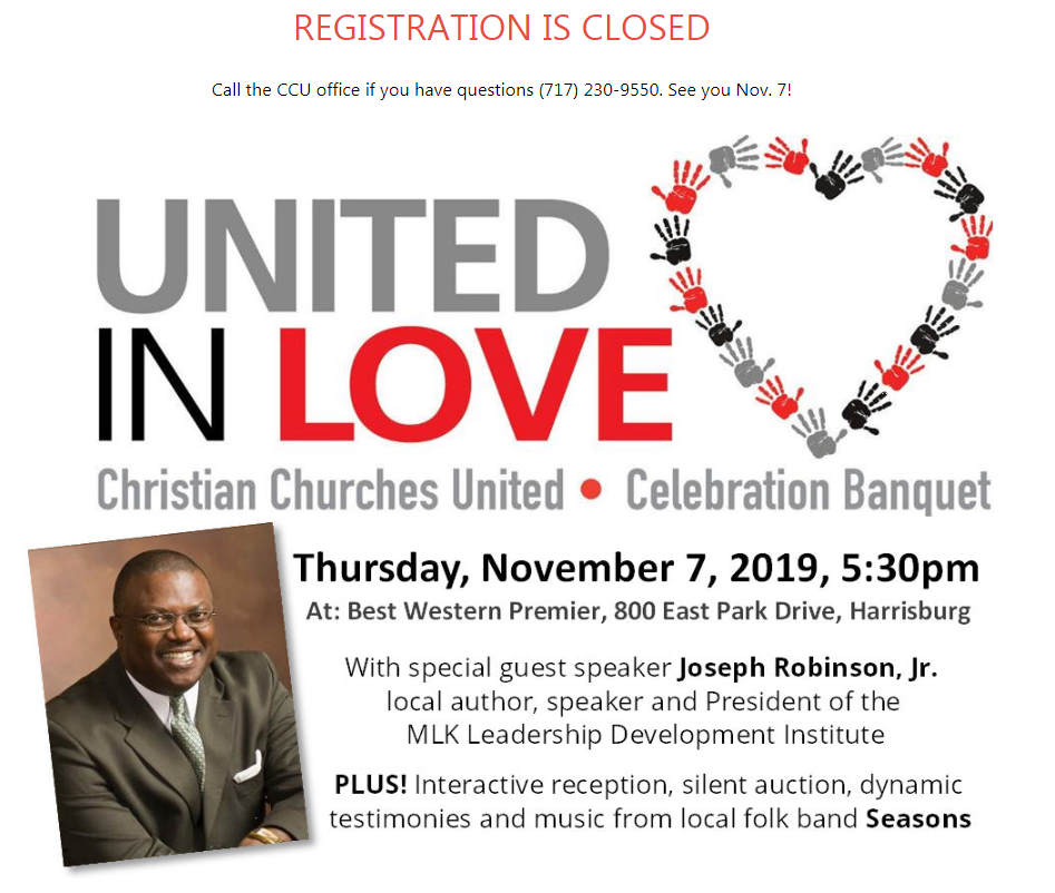 United In Love Banquet 2019