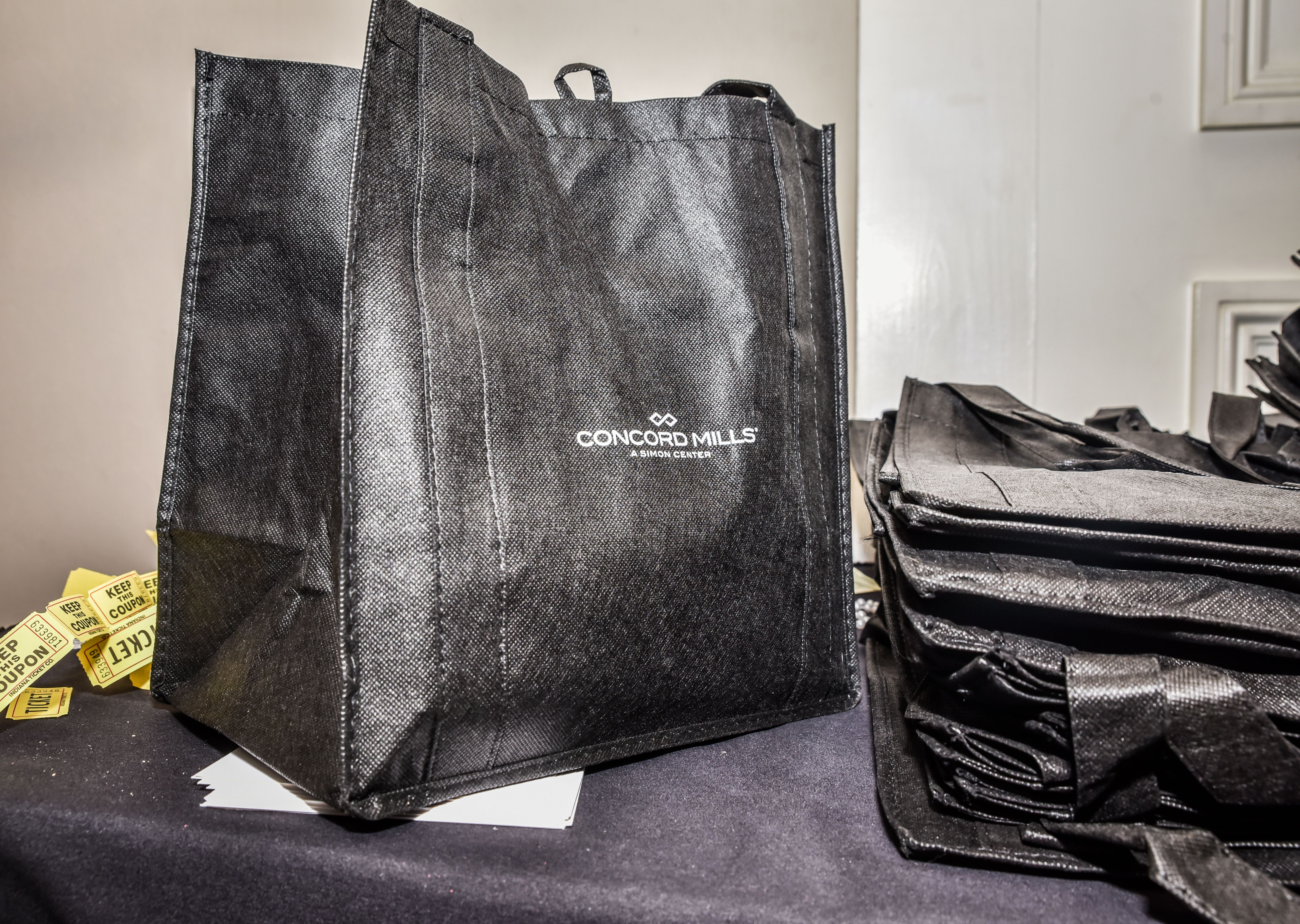 Concord Mills Bags
