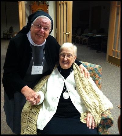 Conference of Benedictine Prioresses by Prioress Pia Portmann