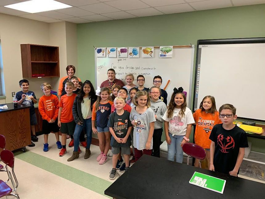 STREAM After- School Program Kubacak Elementary 2019