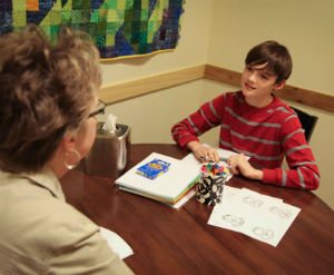 the clinical child interview