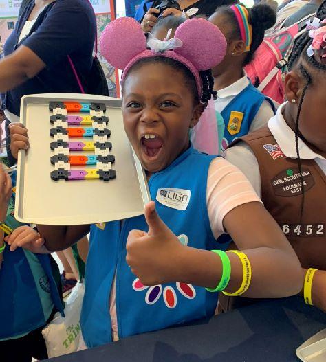 Girl Scouts Louisiana East B.I.G. Event 2019