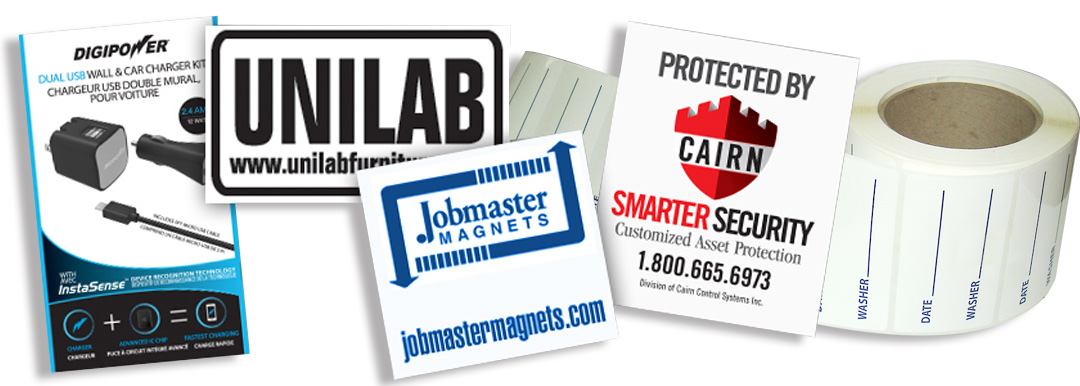 Print Stickers Mississauga