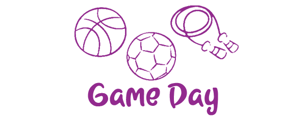 Game Day Camp - June 6