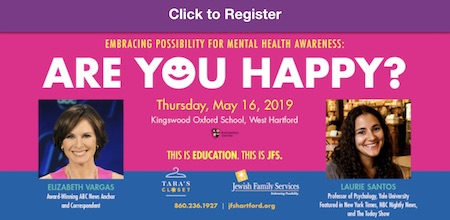 Are You Happy? Mental Health Event