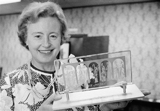 The ASP wishes Margaret Burbidge, born August 12, 1919, a happy 100th birthday