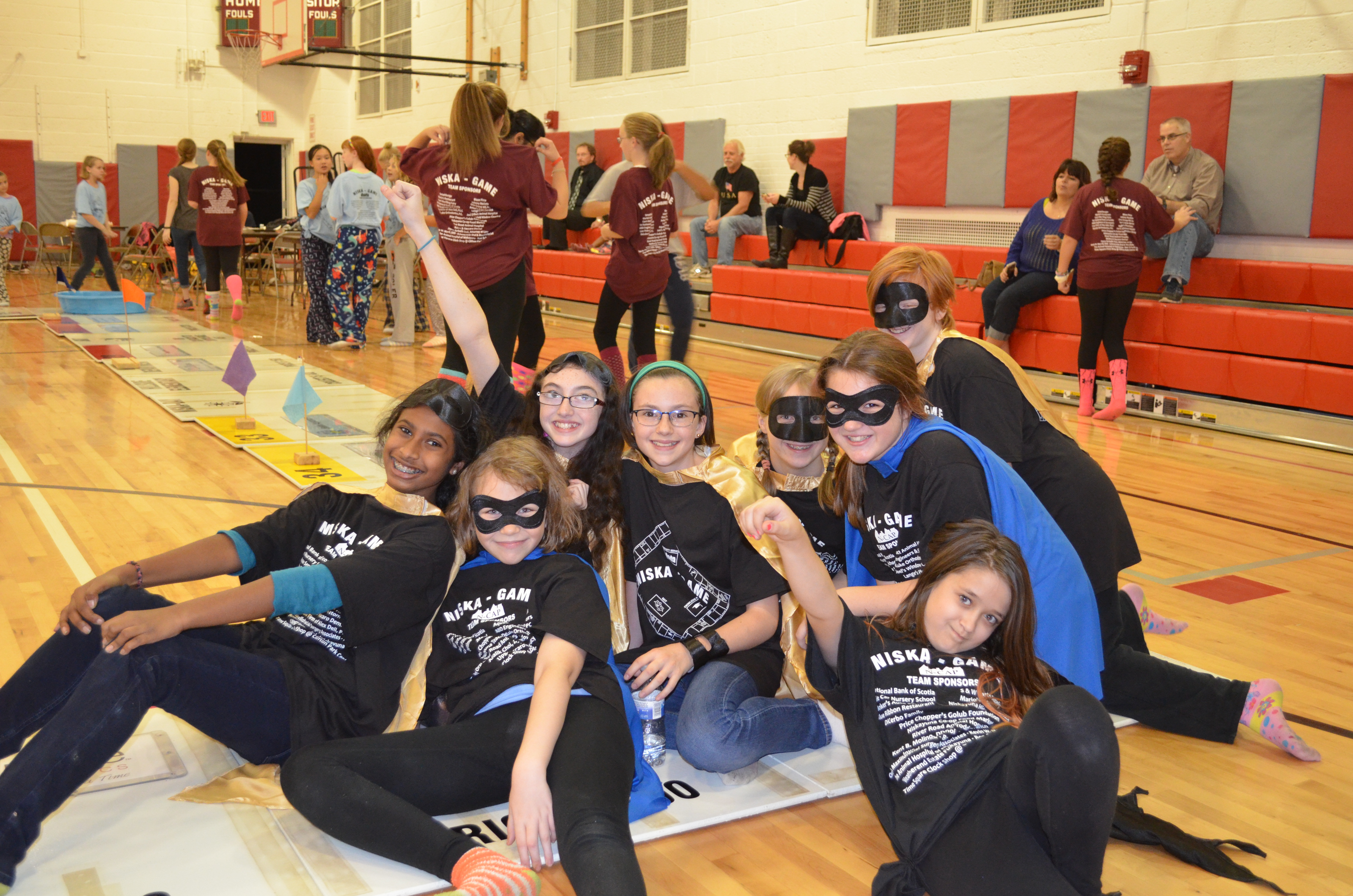Niska-Game provides a safe and fun experience for our Middle School children.