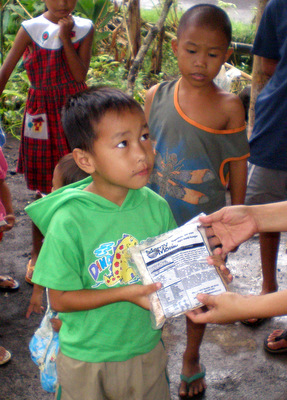 More Mercy Meals shipped to Philippines funded by LCMS